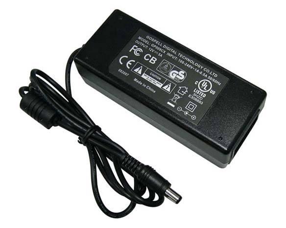 AC 220v DC 12v 3a Adapter 36w Automotive 12v 3a charger