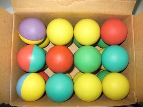 rubber foam hollow ball