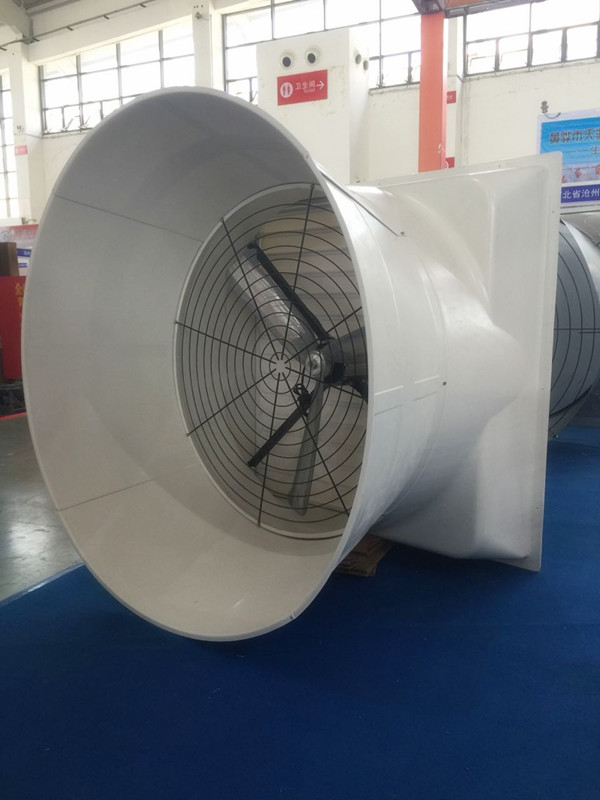 Poultry farm/ pig house fiberglass exhaust fan with CE certificate