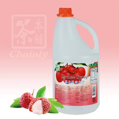 Lychee Flavor Concentrated Syrup