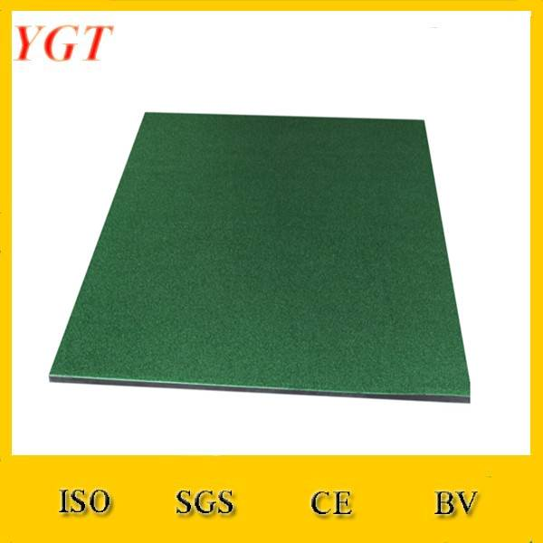 Golf Practice Mat Driving For Training Different Styles