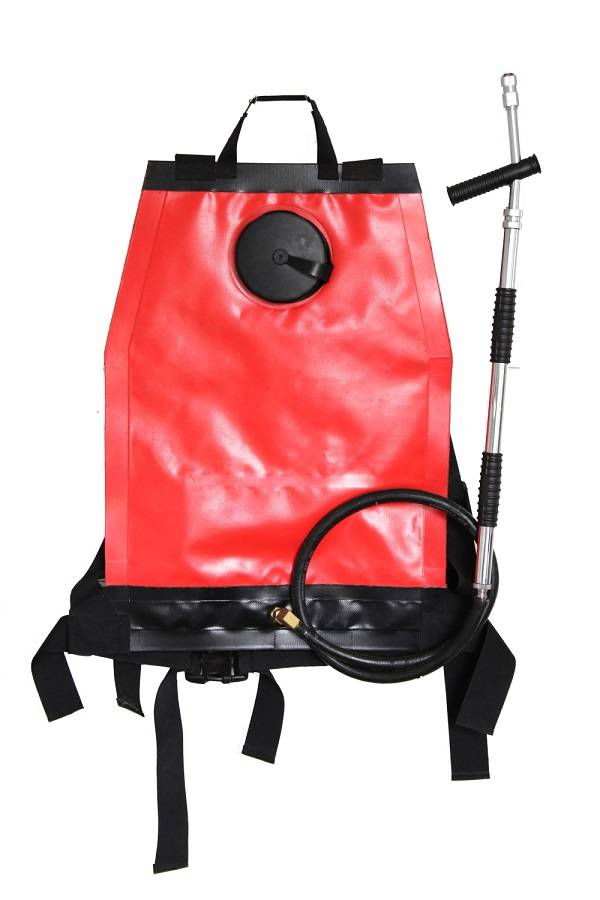 iLOT Protable Knapsack Firefighting Sprayer with back cushion