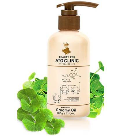 ATO Clinic Creamy Oil
