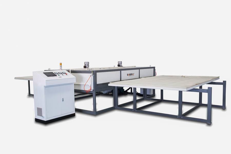 Best price EVA laminating machine for glass