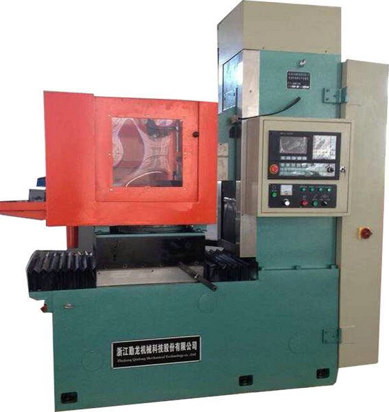 High speed rotary surface grinder