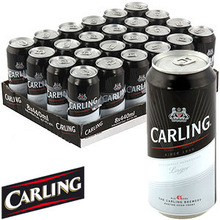 Carling beer Lager