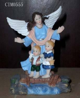 Polyresin Nativity Set
