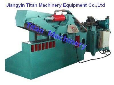 Q43-1600 Hydrualic Metal Scrap Shear