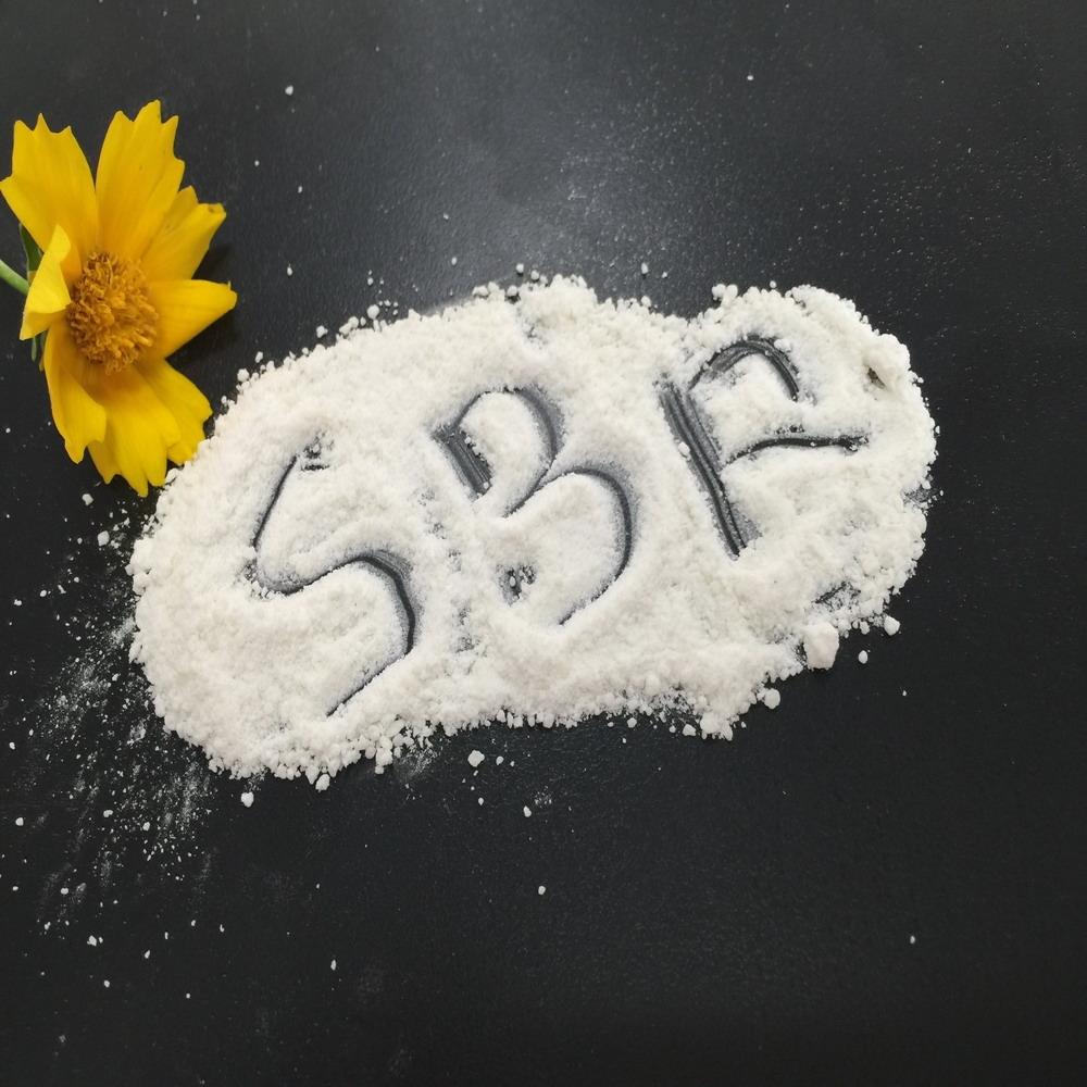 SBR1502 powder used as SBS bitumen waterproof membrane raw material