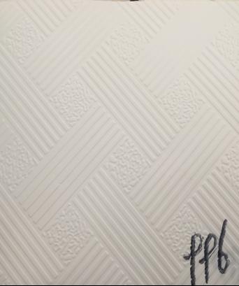 996 PVC Gypsum Ceiling Board