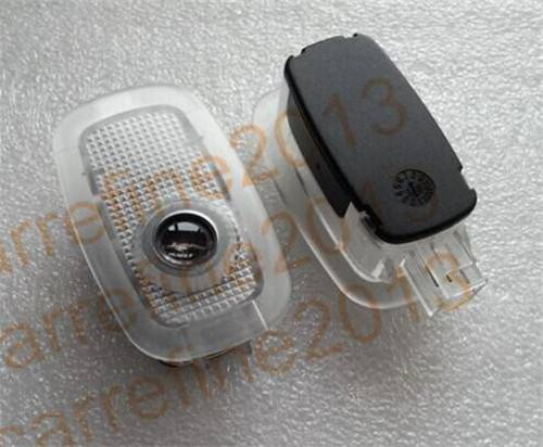 LED logo projector,car door light for Benz ML-class W164 W216,LED welcome light,ghost shadow light f