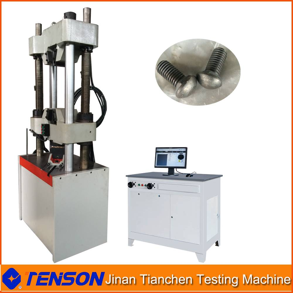 Bolted Joint Tension Testing Machine Hydraulic Testing Machine 30Ton Force