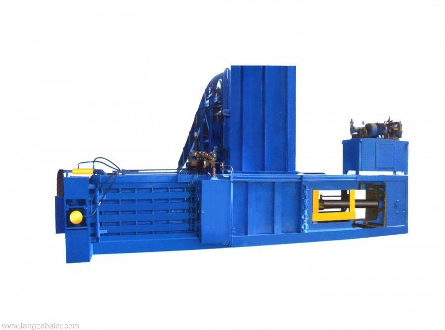 PLC Straw Horizontal Baler (EPA125B).