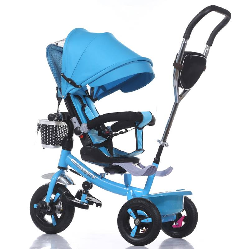 QJ-529 4 in 1 tricycle for 1 to 3 years old Qiangjiu Bicycle Group