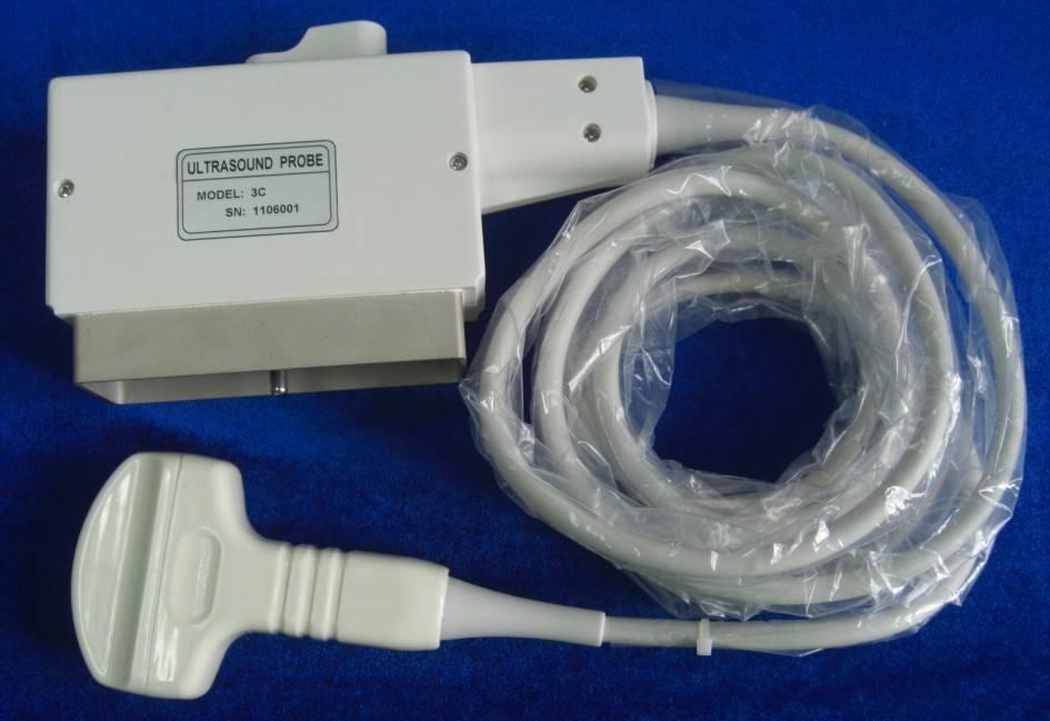 Ge 3c Convex Array Ultrasound Transducer for Ge Logiq 3 / Logiq 5