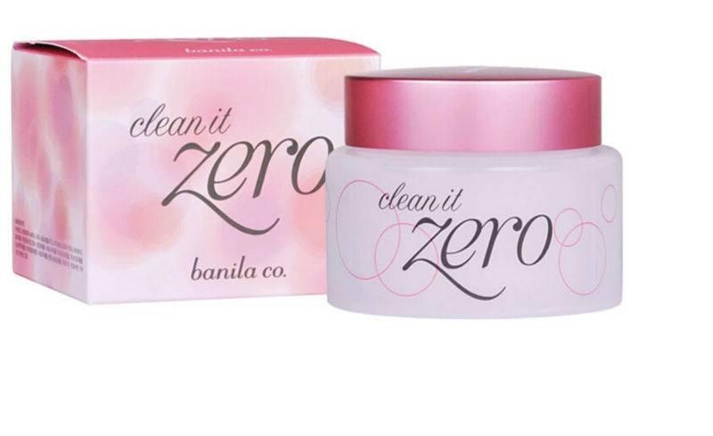 Banila Co. skin care cosmetic