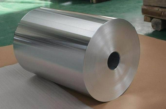 aluminium foil jumbo roll for food use