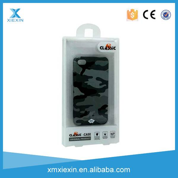 plastic cell phone packaging box