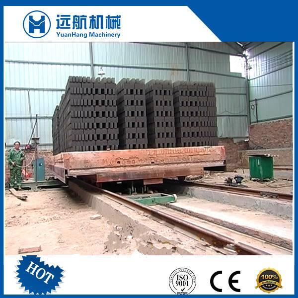 Tunnel Kiln for Brick Making Line