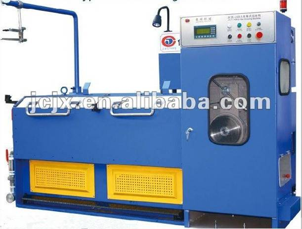 Wire Drawing Machine(Stainless steel wire series)