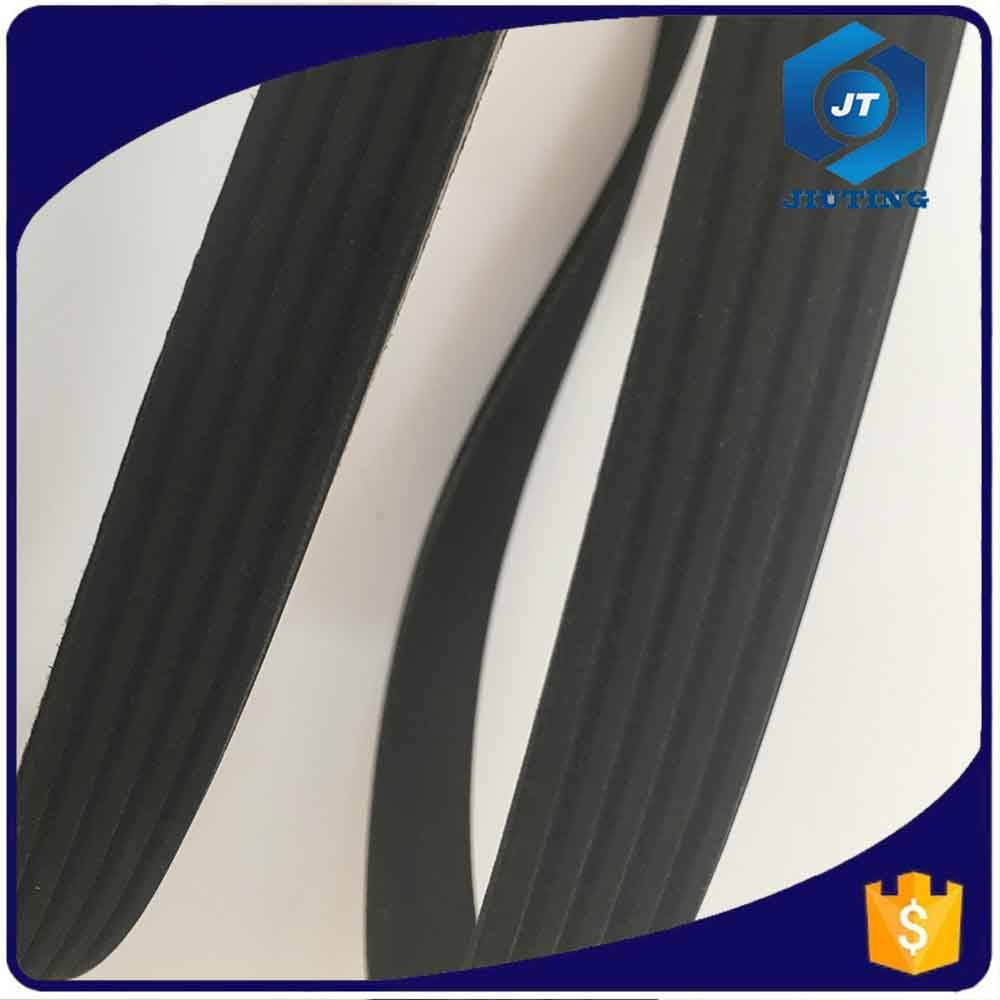 auto spare part transmission rubber poly ribbed v belt 6PK820