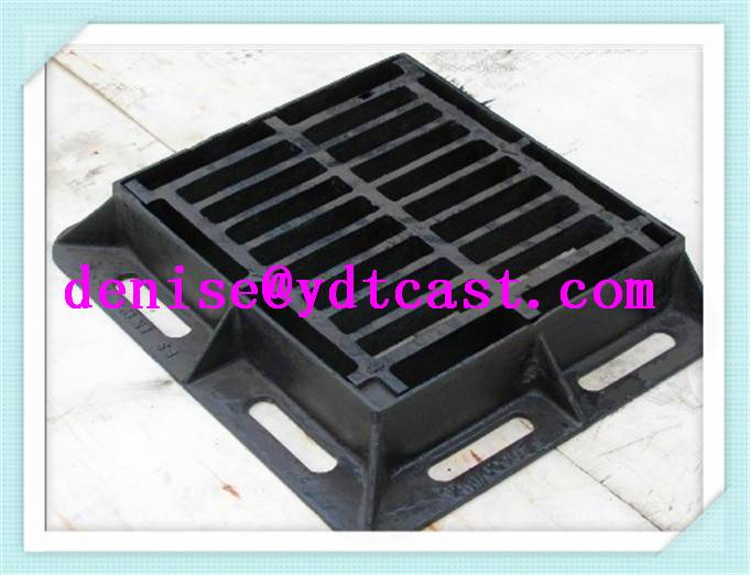 OEM/ODM available Professional Ductile Iron Gully Grating Manufacturer