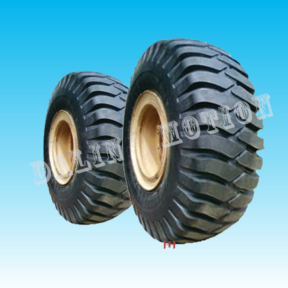 spongy solid tire 1350380 for military cannon truck