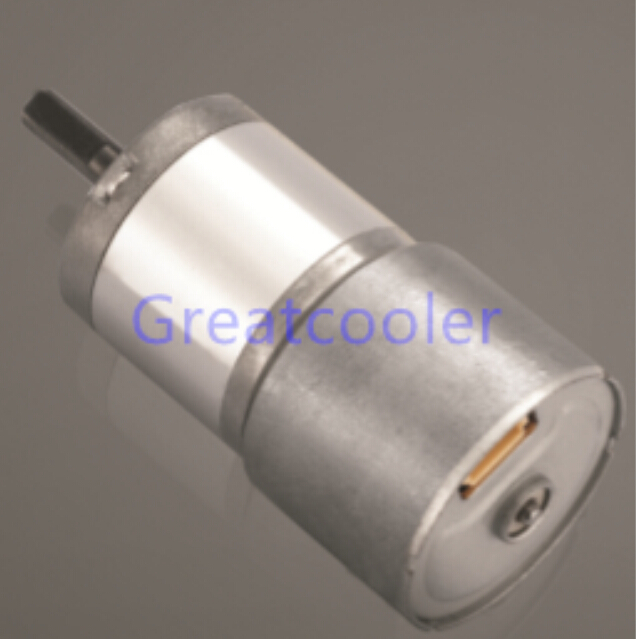Greatcooler 22mm Planetary gearbox + WBDM2419 Brushless DC Motor