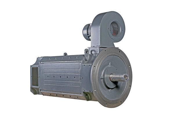 High Quality 440V 5.5kw Brush DC Motor