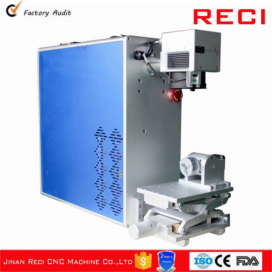 Fiber Laser Marking Machine for jewelry ring marking