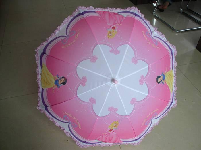 Children Umbrella,Kid Umbrella,CMYK Printing Umbrella