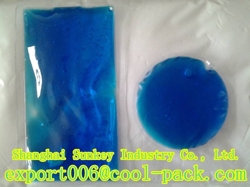 reusable PVC hot cold pad for therapy