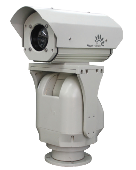 Middle Distance IR PTZ Thermal Camera