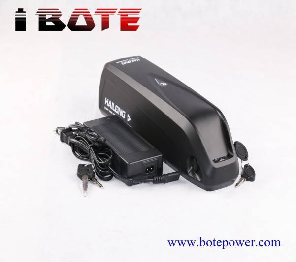 600 times cycle 48v 12Ah Electric Bike Battery with BMS and charger