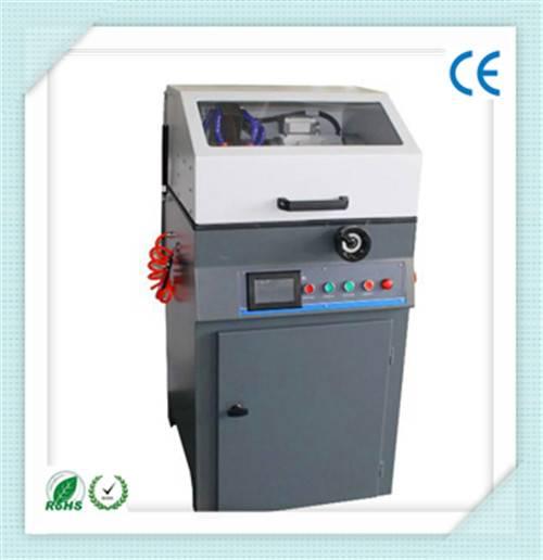 QG-100 Metallographic Specimen Cutting Machine