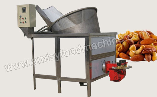 Automatic Electric/Gas Frying Machine