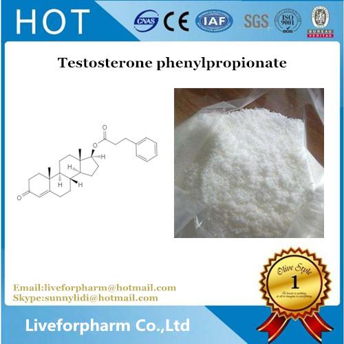 Legal Medicine Steroid Powder Testosterone Phenylpropionate CAS 1255-49-8
