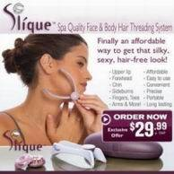 Slique Hair Removal System