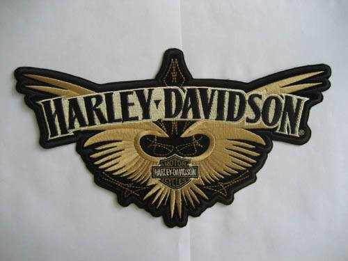 Fashion Harley Embroidery Patch