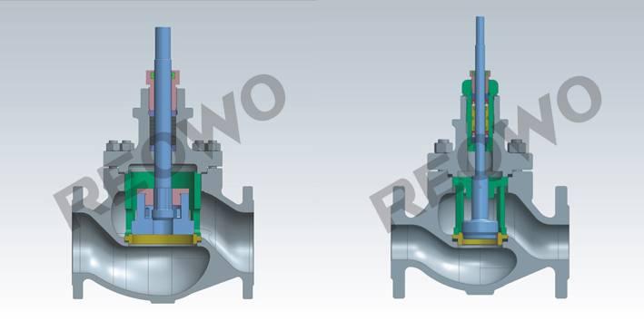 10Q Series control valve