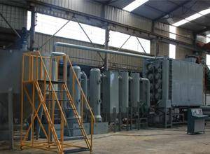 Charcoal Making Machine Carbonization Furnace for Sale