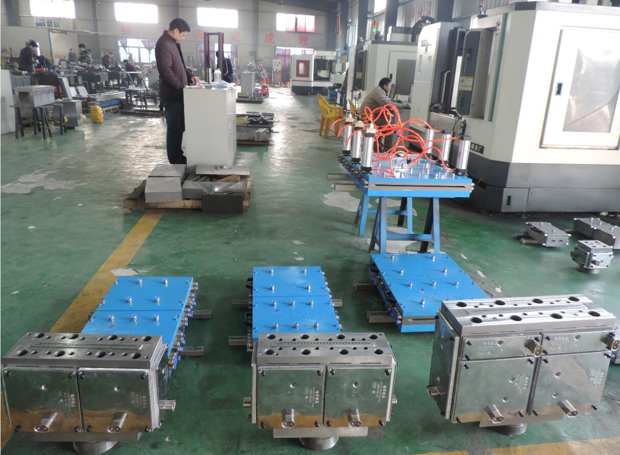 wpc board mould/wpc decking board mould/wpc foam board mould
