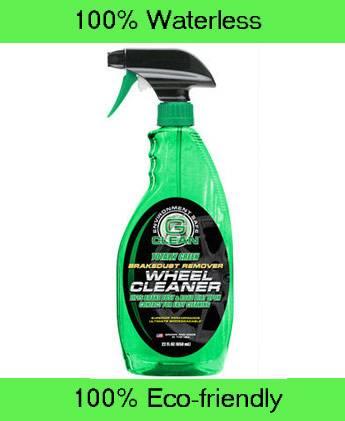 Eco-friendly biological car wash shampoo