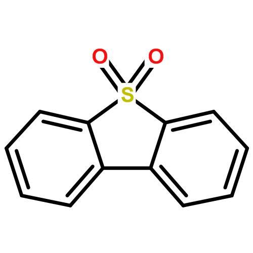 DIBENZOTHIOPHENE SULFONE[1016-05-3]