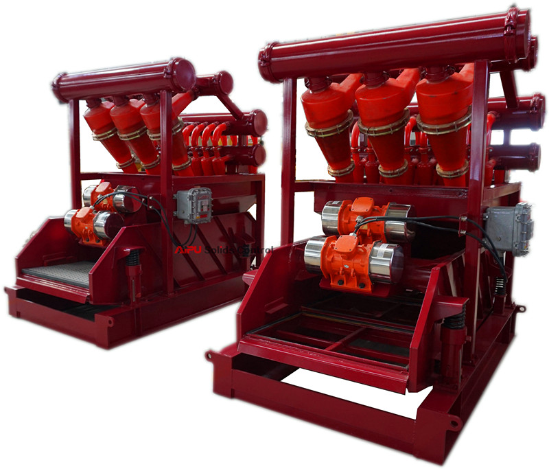Drilling Mud Cleaner Oilfield Slurry Cleaner Equipment