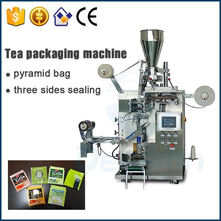 green tea packing machine