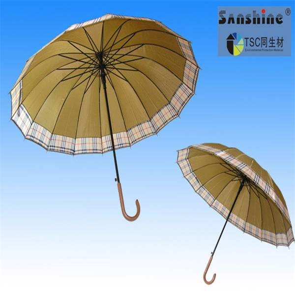 sunshine wholesale cheap straight umbrellas