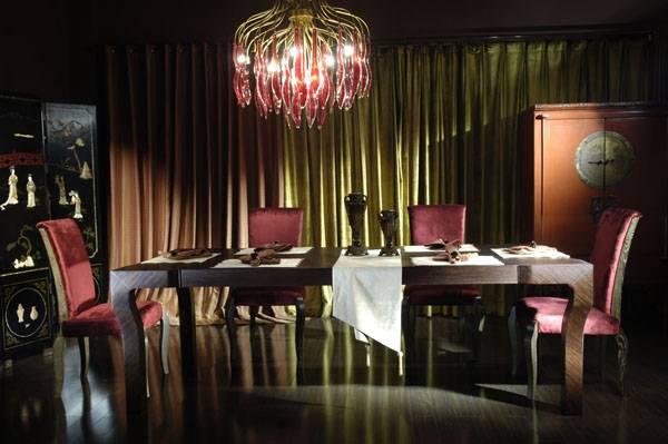 Dining table - Shanghai JL&C Furniture - High-end home furniture & hotel furniture