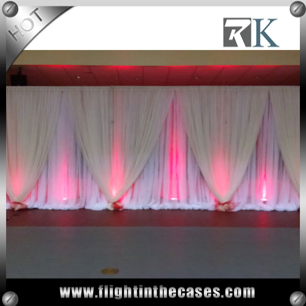 RK pipe and drape stands wedding mandap decoration