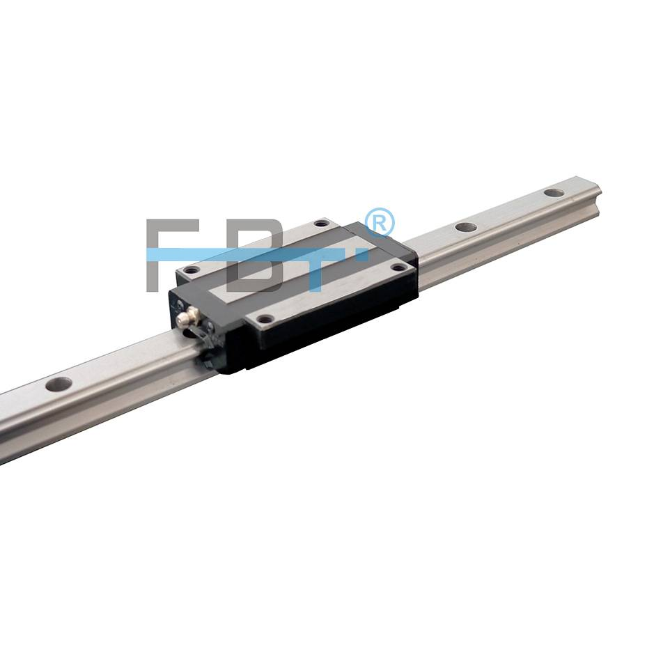 Chinese Linear Guide with BLH-FL Lengthen Flange Linear Carriage
